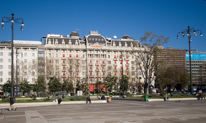 milano 28 hotel gallia