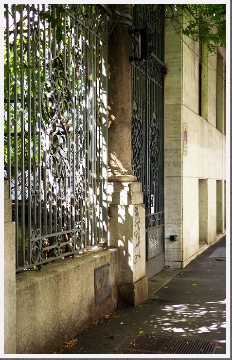 Milano 50 via dei giardini for Via giardini milano