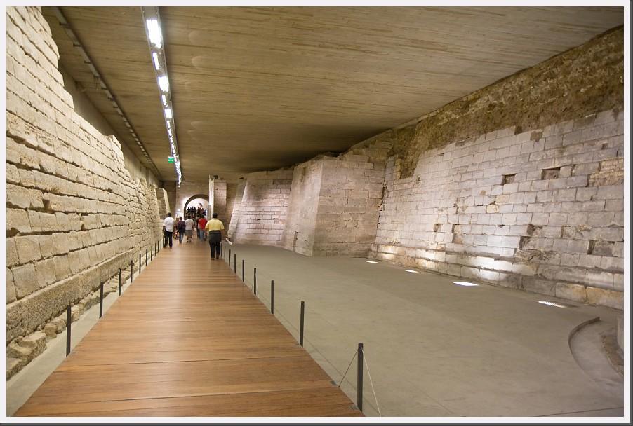 louvre 23 louvre castle basement